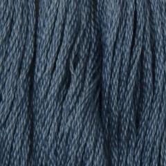 Мулине DMC 931 Хлопок Antique Blue - med (Античный синий, ср.)