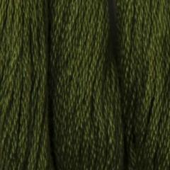 Мулине DMC 936 Хлопок Avocado Green - vy dk (Авокадо, оч.т.)
