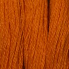 Мулине DMC 947 Хлопок Burnt Orange (Оранжево-жженный)