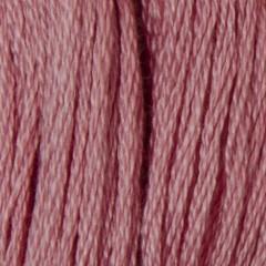 Мулине DMC 962 Хлопок Dusty Rose - med (Пыльной розы, ср.)