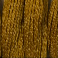 Мулине DMC 976 Хлопок Golden Brown - med (Золотисто-коричневый, ср.)