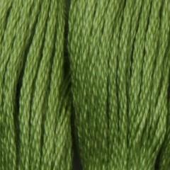 Мулине DMC 989 Хлопок Forest Green (Зеленый лесной)
