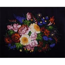 """Набор для вышивания Panna БН-5011 """"Жостовские цветы"""""""
