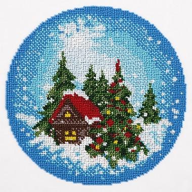 """Набор для вышивания Panna БН-5016 """"Новогодняя сказка"""""""