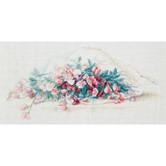"""Набор для вышивания Panna Ц-1868 """"Душистый горошек"""""""