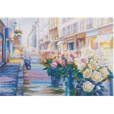 """Набор для вышивания Panna ГМ-1730 """"Цветущий Париж"""""""