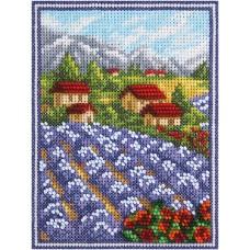 Набор для вышивания Panna  ГМ-1779 Лавандовый край