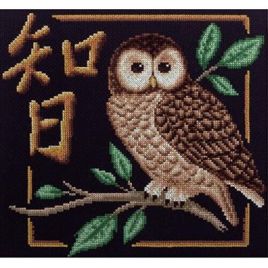 Набор для вышивания Panna И-1689 Мудрость