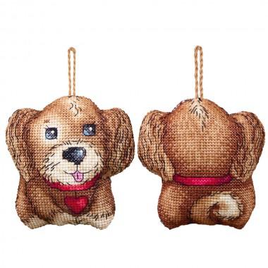 Набор для вышивания Panna ИГ-7009 Собачка