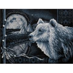 """Набор для вышивания Panna Ж-1714 """"Предание о медведе"""""""