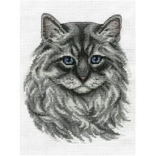 """Набор для вышивания  Panna Ж-1816 """"Невский маскарадный кот"""""""
