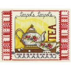 """Набор для вышивания Panna КТ-1813 """"Изысканный фарфор"""""""