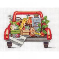 Набор для вышивания Panna М-7113 Новоселье