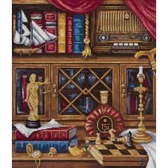 "Набор для вышивания Panna Н-1932 ""Натюрморт с шахматами"""
