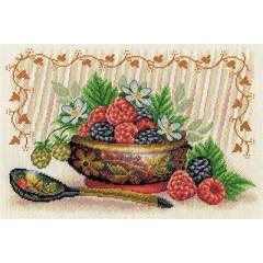 """Набор для вышивания Panna НХ-1812 """"Садовые ягоды"""""""