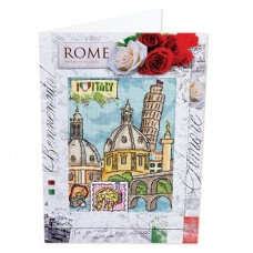 """Набор для вышивания Panna ОТ-1745 """"Путешествия. Рим"""""""