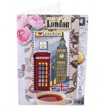 """Набор для вышивания Panna ОТ-1746 """"Путешествия. Лондон"""""""