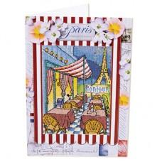 """Набор для вышивания Panna ОТ-1747 """"Путешествия. Париж"""""""