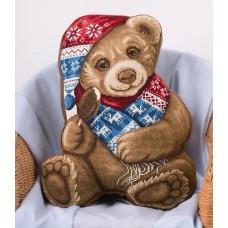 """Набор для вышивания Panna ПД-1877 """"Мой Медвежонок"""""""