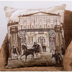"""Набор для вышивания Panna ПД-1890 """"Подушка Старый Петербург"""""""