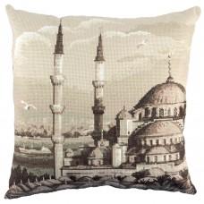 Набор для вышивки крестом Panna ПД-1989 Стамбул. Голубая мечеть