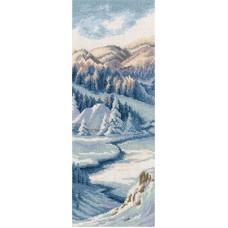 """Набор для вышивания Panna ПС-1744 """"Оттенки зимы"""""""