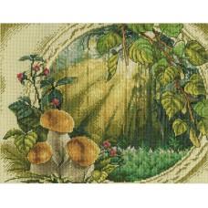 """Набор для вышивания Panna  ПС-1774 """"Грибное царство"""""""