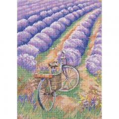 Набор для вышивания Panna ПС-1899 Красоты Прованса