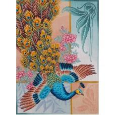 """Набор для вышивания Panna ПТ-1625 """"Райская птица"""""""
