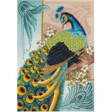 """Набор для вышивания Panna ПТ-1680 """"Птица счастья"""""""