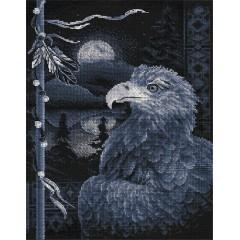 Набор для вышивания Panna  ПТ-1767 Легенда о птице