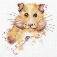 Набор для вышивания Panna Ж-7030 Хомяк