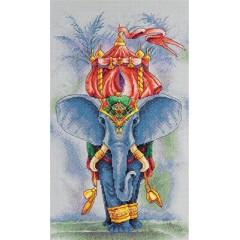 Набор для вышивания Panna Ж-7041 Махараджа