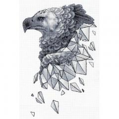 Набор для вышивания Panna Ж-7146 Геометрия. Орел