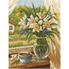 Набор для вышивания Panna Н-1289 Майское утро