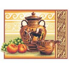 Набор для вышивания Panna В-0225 Греческие вазы