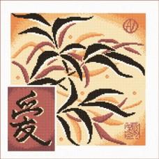 Набор для вышивания Panna ПД-0244 Подушка С любовью   (Подушка)