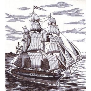 Набор для вышивания Panna КР-1296 На морских просторах