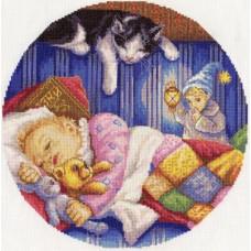 Набор для вышивания Panna Д-1300 Дрема - хранитель детских снов