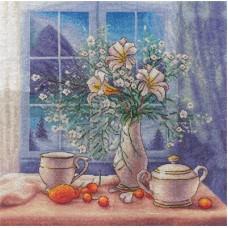 Набор для вышивания Panna Ц-1305 Романтика