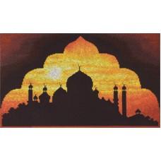 Набор для вышивания Panna АС-1316 Мечеть на закате