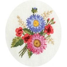 Набор для вышивания Panna Ц-1320 Гармония лета