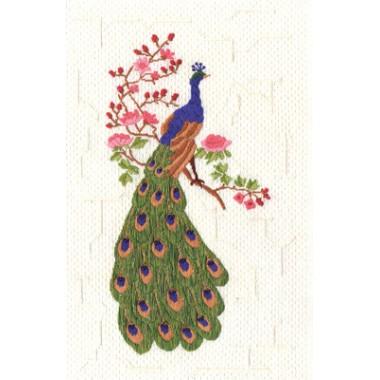 Набор для вышивания Panna ПТ-1319 Восточный сад