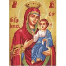 Набор для вышивания Panna ЦМ-1322 Икона Божией Матери Иверская