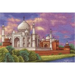 Набор для вышивания Panna АС-1329 Тадж-Махал