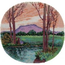 Набор для вышивания Panna ПС-1344 Перламутровый рассвет