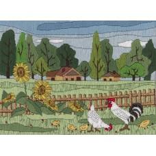 Набор для вышивания Panna ПС-1346 Деревенское лето