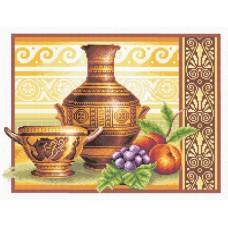 Набор для вышивания Panna В-0255 Греческий полдень