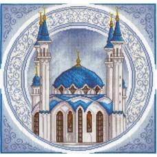 Набор для вышивания Panna АС-1384 Мечеть Кул Шариф