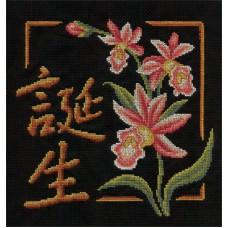 Набор для вышивания Panna И-1385 Рождение